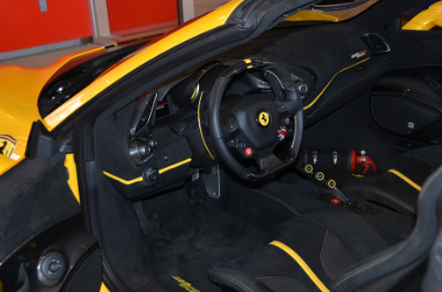 Used 2020 Ferrari 488 Pista Spider Used 2020 Ferrari 488 Pista Spider for sale $599,900 at Cauley Ferrari in West Bloomfield MI 29
