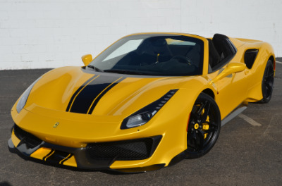 Used 2020 Ferrari 488 Pista Spider Used 2020 Ferrari 488 Pista Spider for sale $599,900 at Cauley Ferrari in West Bloomfield MI 58