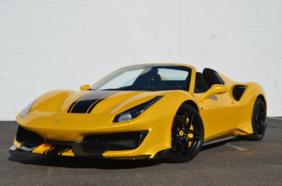 Used 2020 Ferrari 488 Pista Spider Used 2020 Ferrari 488 Pista Spider for sale $599,900 at Cauley Ferrari in West Bloomfield MI 59