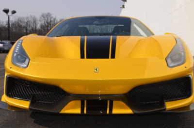 Used 2020 Ferrari 488 Pista Spider Used 2020 Ferrari 488 Pista Spider for sale Call for price at Cauley Ferrari in West Bloomfield MI 61