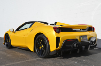 Used 2020 Ferrari 488 Pista Spider Used 2020 Ferrari 488 Pista Spider for sale $599,900 at Cauley Ferrari in West Bloomfield MI 64