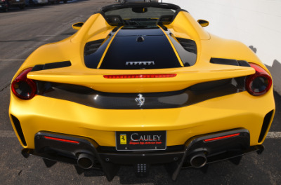 Used 2020 Ferrari 488 Pista Spider Used 2020 Ferrari 488 Pista Spider for sale Call for price at Cauley Ferrari in West Bloomfield MI 67