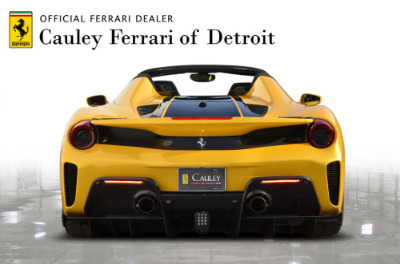 Used 2020 Ferrari 488 Pista Spider Used 2020 Ferrari 488 Pista Spider for sale $599,900 at Cauley Ferrari in West Bloomfield MI 7