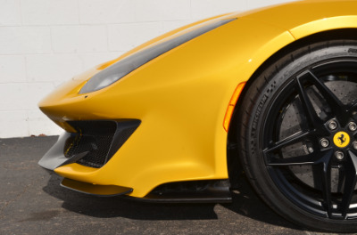 Used 2020 Ferrari 488 Pista Spider Used 2020 Ferrari 488 Pista Spider for sale $599,900 at Cauley Ferrari in West Bloomfield MI 77
