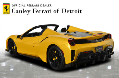Used 2020 Ferrari 488 Pista Spider Used 2020 Ferrari 488 Pista Spider for sale $599,900 at Cauley Ferrari in West Bloomfield MI 8