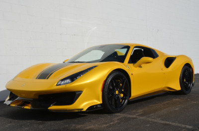 Used 2020 Ferrari 488 Pista Spider Used 2020 Ferrari 488 Pista Spider for sale $599,900 at Cauley Ferrari in West Bloomfield MI 80