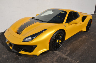 Used 2020 Ferrari 488 Pista Spider Used 2020 Ferrari 488 Pista Spider for sale $599,900 at Cauley Ferrari in West Bloomfield MI 81