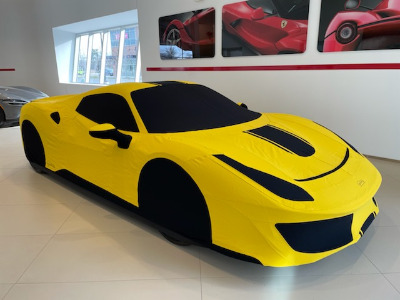 Used 2020 Ferrari 488 Pista Spider Used 2020 Ferrari 488 Pista Spider for sale Call for price at Cauley Ferrari in West Bloomfield MI 96