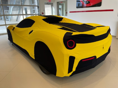 Used 2020 Ferrari 488 Pista Spider Used 2020 Ferrari 488 Pista Spider for sale Call for price at Cauley Ferrari in West Bloomfield MI 97