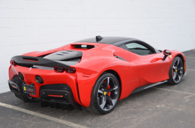 Used 2021 Ferrari SF90 Stradale Used 2021 Ferrari SF90 Stradale for sale Sold at Cauley Ferrari in West Bloomfield MI 10