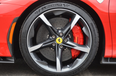 Used 2021 Ferrari SF90 Stradale Used 2021 Ferrari SF90 Stradale for sale Sold at Cauley Ferrari in West Bloomfield MI 13