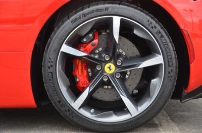Used 2021 Ferrari SF90 Stradale Used 2021 Ferrari SF90 Stradale for sale Sold at Cauley Ferrari in West Bloomfield MI 14