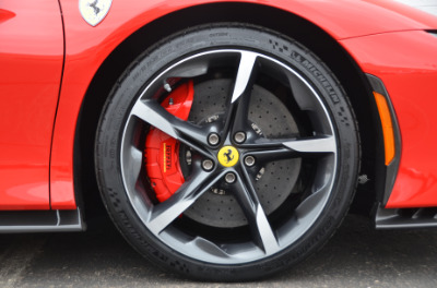 Used 2021 Ferrari SF90 Stradale Used 2021 Ferrari SF90 Stradale for sale Sold at Cauley Ferrari in West Bloomfield MI 15