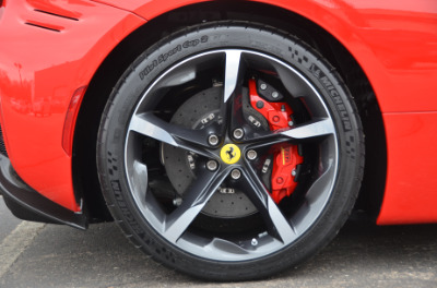 Used 2021 Ferrari SF90 Stradale Used 2021 Ferrari SF90 Stradale for sale Sold at Cauley Ferrari in West Bloomfield MI 16