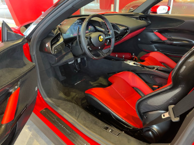 Used 2021 Ferrari SF90 Stradale Used 2021 Ferrari SF90 Stradale for sale Sold at Cauley Ferrari in West Bloomfield MI 22