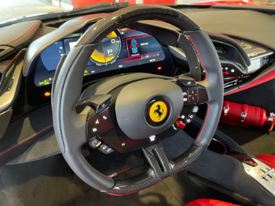 Used 2021 Ferrari SF90 Stradale Used 2021 Ferrari SF90 Stradale for sale Sold at Cauley Ferrari in West Bloomfield MI 28