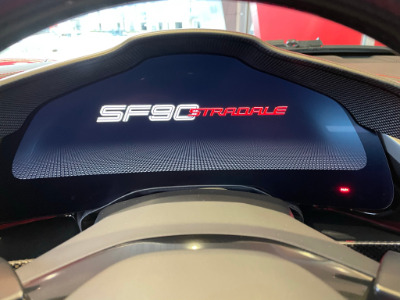 Used 2021 Ferrari SF90 Stradale Used 2021 Ferrari SF90 Stradale for sale Sold at Cauley Ferrari in West Bloomfield MI 30