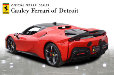 Used 2021 Ferrari SF90 Stradale Used 2021 Ferrari SF90 Stradale for sale Sold at Cauley Ferrari in West Bloomfield MI 4