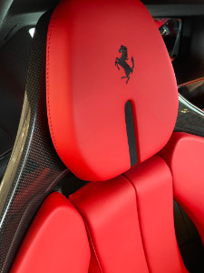 Used 2021 Ferrari SF90 Stradale Used 2021 Ferrari SF90 Stradale for sale Sold at Cauley Ferrari in West Bloomfield MI 42