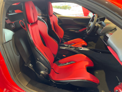 Used 2021 Ferrari SF90 Stradale Used 2021 Ferrari SF90 Stradale for sale Sold at Cauley Ferrari in West Bloomfield MI 44