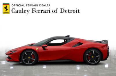 Used 2021 Ferrari SF90 Stradale Used 2021 Ferrari SF90 Stradale for sale Sold at Cauley Ferrari in West Bloomfield MI 5