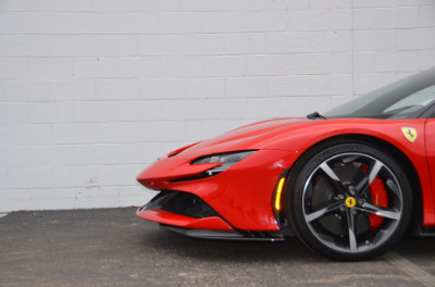 Used 2021 Ferrari SF90 Stradale Used 2021 Ferrari SF90 Stradale for sale Sold at Cauley Ferrari in West Bloomfield MI 57