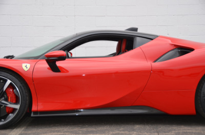 Used 2021 Ferrari SF90 Stradale Used 2021 Ferrari SF90 Stradale for sale Sold at Cauley Ferrari in West Bloomfield MI 58