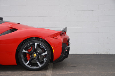 Used 2021 Ferrari SF90 Stradale Used 2021 Ferrari SF90 Stradale for sale Sold at Cauley Ferrari in West Bloomfield MI 59