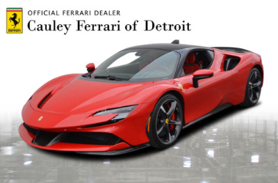Used 2021 Ferrari SF90 Stradale Used 2021 Ferrari SF90 Stradale for sale Sold at Cauley Ferrari in West Bloomfield MI 6