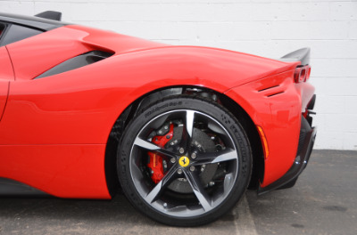 Used 2021 Ferrari SF90 Stradale Used 2021 Ferrari SF90 Stradale for sale Sold at Cauley Ferrari in West Bloomfield MI 60