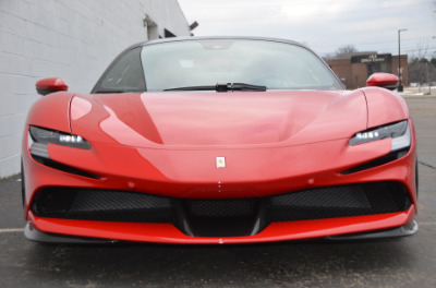 Used 2021 Ferrari SF90 Stradale Used 2021 Ferrari SF90 Stradale for sale Sold at Cauley Ferrari in West Bloomfield MI 63