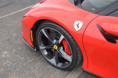 Used 2021 Ferrari SF90 Stradale Used 2021 Ferrari SF90 Stradale for sale Sold at Cauley Ferrari in West Bloomfield MI 65