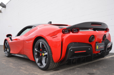 Used 2021 Ferrari SF90 Stradale Used 2021 Ferrari SF90 Stradale for sale Sold at Cauley Ferrari in West Bloomfield MI 71