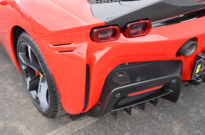 Used 2021 Ferrari SF90 Stradale Used 2021 Ferrari SF90 Stradale for sale Sold at Cauley Ferrari in West Bloomfield MI 72