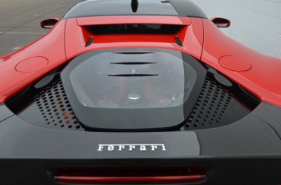 Used 2021 Ferrari SF90 Stradale Used 2021 Ferrari SF90 Stradale for sale Sold at Cauley Ferrari in West Bloomfield MI 73