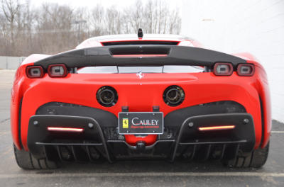 Used 2021 Ferrari SF90 Stradale Used 2021 Ferrari SF90 Stradale for sale Sold at Cauley Ferrari in West Bloomfield MI 75