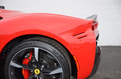 Used 2021 Ferrari SF90 Stradale Used 2021 Ferrari SF90 Stradale for sale Sold at Cauley Ferrari in West Bloomfield MI 77