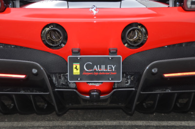 Used 2021 Ferrari SF90 Stradale Used 2021 Ferrari SF90 Stradale for sale Sold at Cauley Ferrari in West Bloomfield MI 79