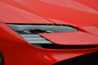 Used 2021 Ferrari SF90 Stradale Used 2021 Ferrari SF90 Stradale for sale Sold at Cauley Ferrari in West Bloomfield MI 84