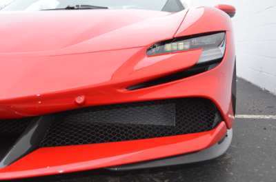 Used 2021 Ferrari SF90 Stradale Used 2021 Ferrari SF90 Stradale for sale Sold at Cauley Ferrari in West Bloomfield MI 85