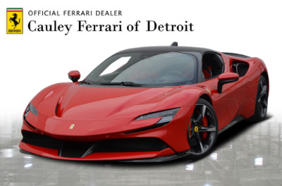 Used 2021 Ferrari SF90 Stradale Used 2021 Ferrari SF90 Stradale for sale Sold at Cauley Ferrari in West Bloomfield MI 1