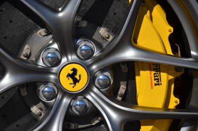 Used 2017 Ferrari F12berlinetta Used 2017 Ferrari F12berlinetta for sale Sold at Cauley Ferrari in West Bloomfield MI 11