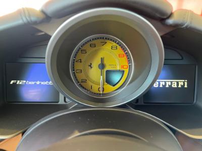 Used 2017 Ferrari F12berlinetta Used 2017 Ferrari F12berlinetta for sale Sold at Cauley Ferrari in West Bloomfield MI 22