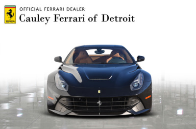Used 2017 Ferrari F12berlinetta Used 2017 Ferrari F12berlinetta for sale Sold at Cauley Ferrari in West Bloomfield MI 3
