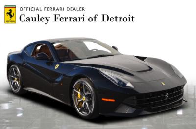 Used 2017 Ferrari F12berlinetta Used 2017 Ferrari F12berlinetta for sale Sold at Cauley Ferrari in West Bloomfield MI 4