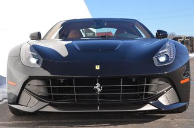 Used 2017 Ferrari F12berlinetta Used 2017 Ferrari F12berlinetta for sale Sold at Cauley Ferrari in West Bloomfield MI 48