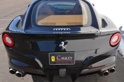 Used 2017 Ferrari F12berlinetta Used 2017 Ferrari F12berlinetta for sale Sold at Cauley Ferrari in West Bloomfield MI 60