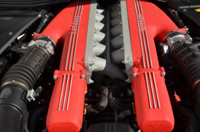 Used 2017 Ferrari F12berlinetta Used 2017 Ferrari F12berlinetta for sale Sold at Cauley Ferrari in West Bloomfield MI 72