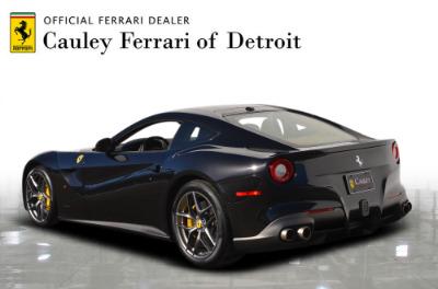 Used 2017 Ferrari F12berlinetta Used 2017 Ferrari F12berlinetta for sale Sold at Cauley Ferrari in West Bloomfield MI 8