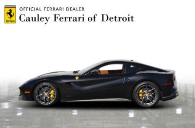 Used 2017 Ferrari F12berlinetta Used 2017 Ferrari F12berlinetta for sale Sold at Cauley Ferrari in West Bloomfield MI 9
